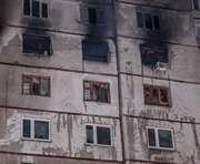 Пострадавший от взрыва дом в Харькове: что обещают строители
