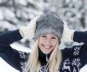 Как ухаживать за волосами в зимнюю стужу