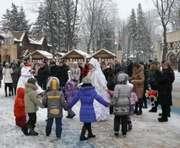 Фрунзенский район Харькова настоятельно предлагает продолжить праздник в парке Горького