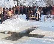 Где в Харькове будут святить воду на Крещение: список источников