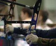 В Харькове прошли всеукраинские соревнования лучников