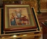 В Харьков привезут икону покровителя военных