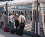 Харьковчане поехали в Сочи в прицепном вагоне