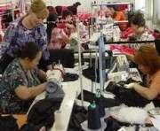 В Харькове раскрыли полуподпольный швейный цех