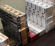 В Харькове нашли подпольный склад сигарет
