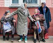 Украина тратит на пенсии больше, чем другие страны