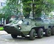 В Харькове разработан новый БТР-4