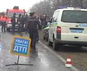 ДТП в Харькове: на Барабашова столкнулись троллейбус и авто