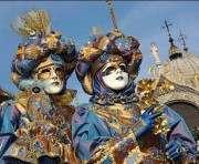 Традиционный венецианский карнавал закончится «жирным вторником»