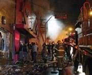 Во время пожара в бразильском клубе погибло около 250 человек