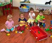 Не менее 26 групп будет открыто харьковских детских садах