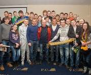 Харьковский «Металлист» открывает парафан-клуб