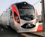 Назначен дополнительный поезд Hyundai из Киева в Харьков