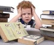 Почему болят глаза при чтении