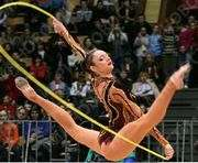 В Харькове начался международный турнир по художественной гимнастике