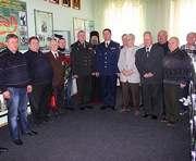 В Харькове отметили годовщину старейшей воинской части внутренних войск