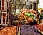 В Украине подешевели овощи