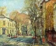 Харьковский художник отчитается за свои работы на Совнаркомовской