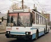 В Харькове два троллейбусных маршрута изменили движение
