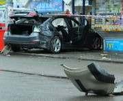 Страшное ДТП в Днепропетровске: подробности о состоянии пострадавших, версии следствия, фото