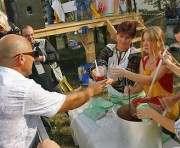 Туристов будут заманивать в Харьков борщом и варениками