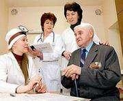 Ветеран труда имеет право на медицинское обследование