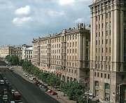Площадь Конституции реконструируют за деньги госбюджета