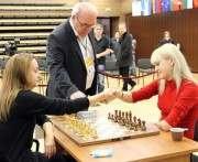 Спортсмены из харьковской юракадемии помогли сборной по шахматам победить