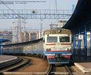 В Харькове за билет на «комфортную» электричку теперь взимается комиссионный сбор