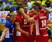 Волейбол: первым полуфиналистом стал харьковский «Локомотив»