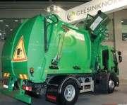 В Харькове начнут строить ремонтные мастерские для мусоровозов