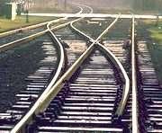 Железная дорога требует осторожности в поведении
