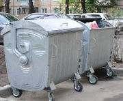 В Харькове заменили пятую часть контейнеров для мусора