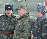 В Харьковскую область прилетел министр обороны