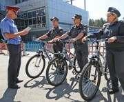 Какими маршрутами милиция патрулирует Харьков
