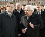 Визит вице-премьера в Харьков: что показали
