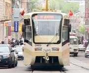 Движение трамваев в Харькове восстановлено