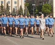 В Харькове уже прошел парад Победы – не для всех