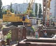 В Харькове закипела работа на строительстве метро