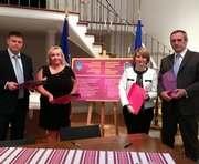 В Париже открыто первое зарубежное турпредставительство Харьковской области