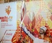 Кто понесет олимпийский факел Сочи-2014