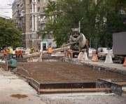 Перекресток в Харькове ремонтируют по-польски