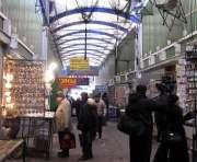 Рынок «Барабашово» в Харькове стал менее доступен