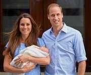 Стало известно имя новорожденного британского принца