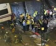 В страшной железнодорожной катастрофе погибло не менее 77 человек