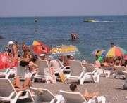 В Крыму уже успели отдохнуть более 3 миллионов туристов