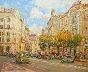В Харькове пройдет выставка городских пейзажей