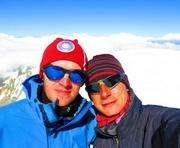 Харьковские альпинисты покорили Монблан и пик Блока