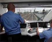 Из Полтавы в Харьков пронесся первый суперкомфортный поезд отечественного производства