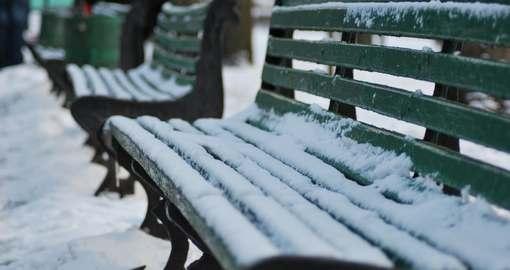 Погода в Харькове: опять перепад